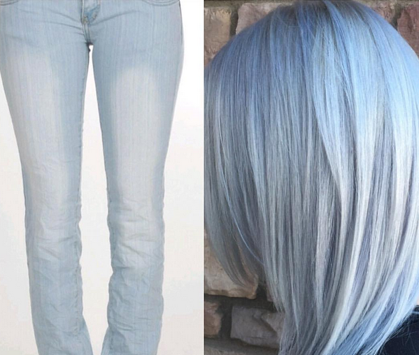 Jeans Hair »The Big Trend« Frühling / Sommer 2016
